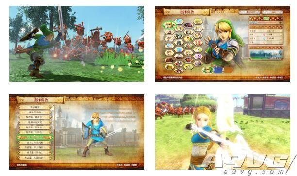 《塞尔达无双DX》与Switch版《黑魂 重制版》均支持中文
