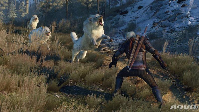 Xbox One版《巫师3》现已支持提前预载