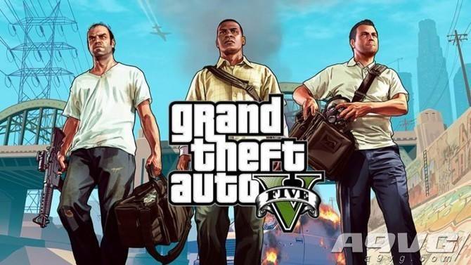 太可怕!Take-Two宣布《GTA 5》出货量已超过9000万份