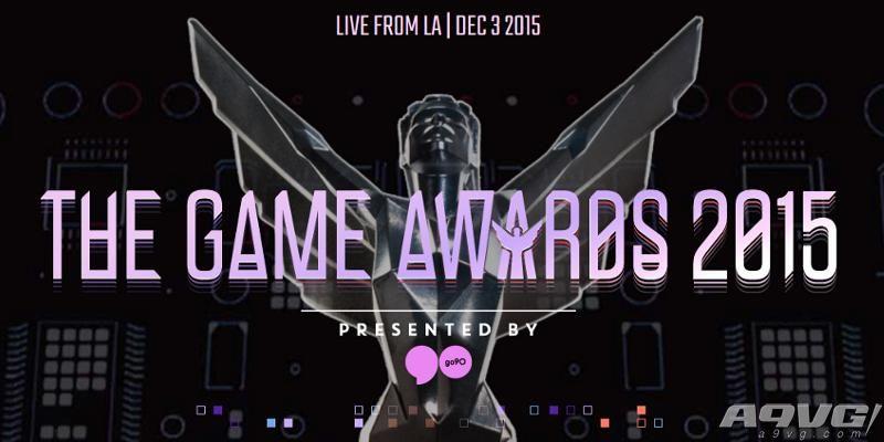 TGA2015游戏提名单公布 巫师3获多项提名
