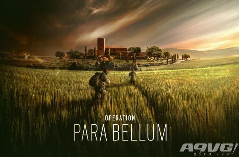 《彩虹六号 围攻》公布新赛季 新意大利干员装备详细解析