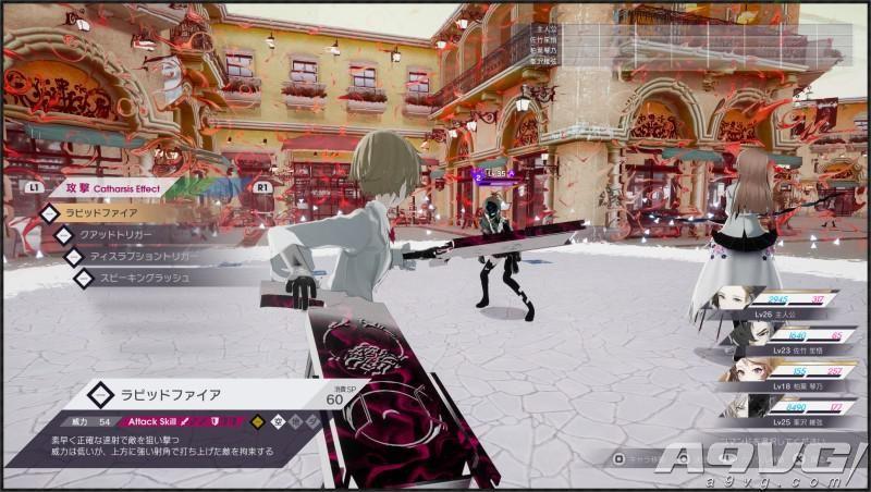 《卡里古拉 过量》将推出繁体与简体中文版 预定秋季发售