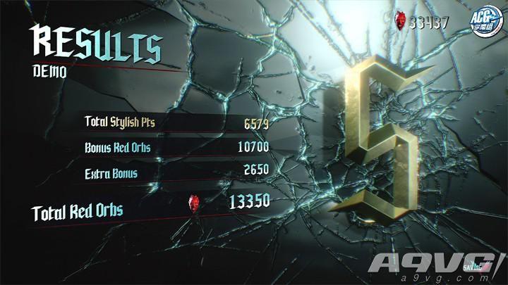 《鬼泣5》试玩版只用枪无伤S评价视频流程攻略