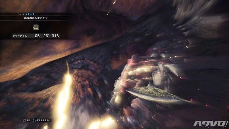 《怪物猎人世界》三测刚开始 已经有人5分钟击杀灭尽龙了