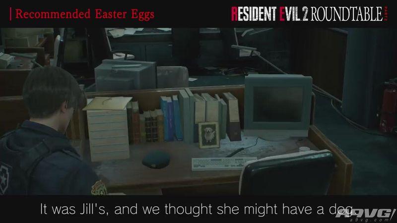 《生化危机2R》制作组座谈会影像第二部分 幕后故事分享