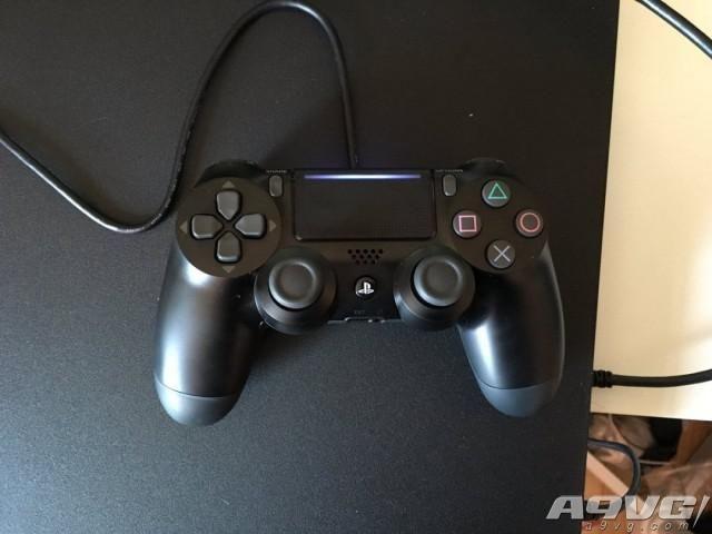 全球首个PS4 Slim主机评测:更小、更薄、更安静的新主机