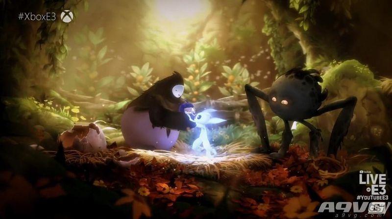 《精灵与精灵意志》公开最新宣传片 预定2019年发售