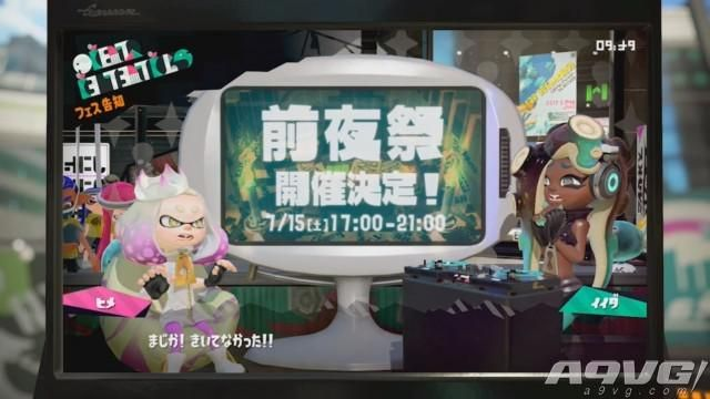 任天堂《喷射战士2》7月6日直面会全程回顾 游戏全方位介绍