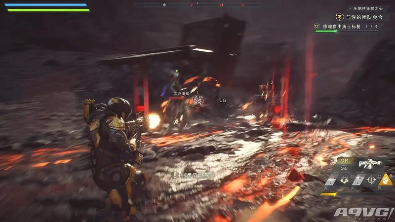 《圣歌》开场15分钟流程中文游戏视频 正式版即将发售
