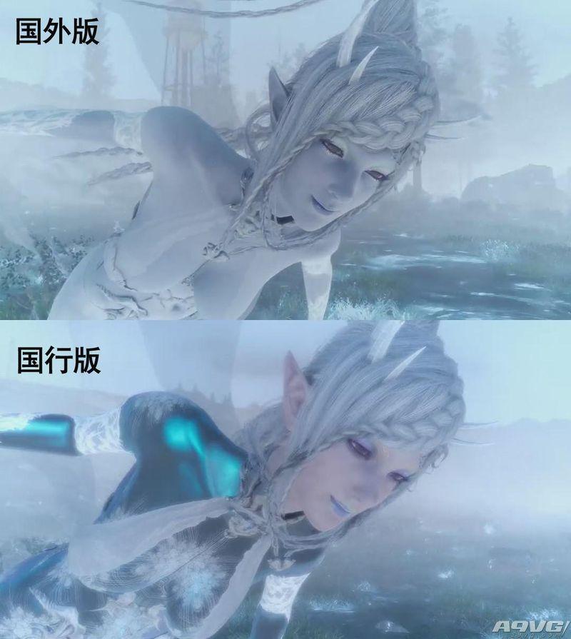 《最终幻想15》国行宣传片放出 召唤兽希瓦被和谐