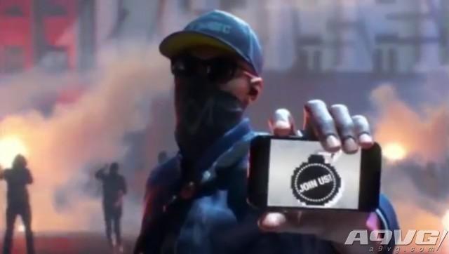 Twitch广告泄露《看门狗2》宣传片 发售日锁定11月15日