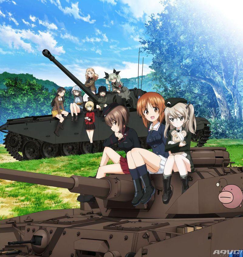 《少女与战车 梦幻坦克战》公布繁体中文版发售日与视频