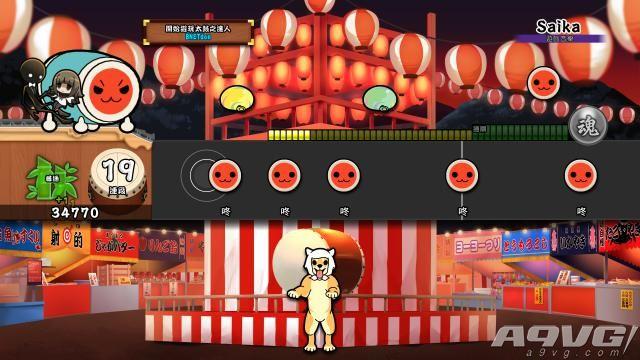 《太鼓达人》将和《DEEMO》联动 中文版DLC同步