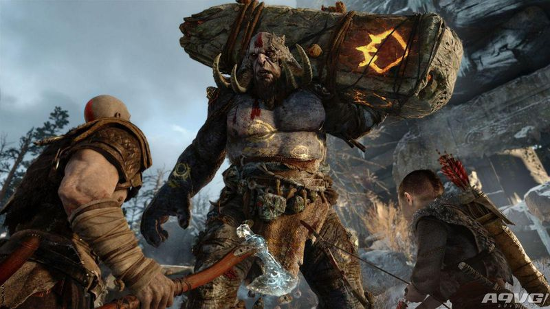 《战神》制作人透露可能会在游戏中加入系列经典场景