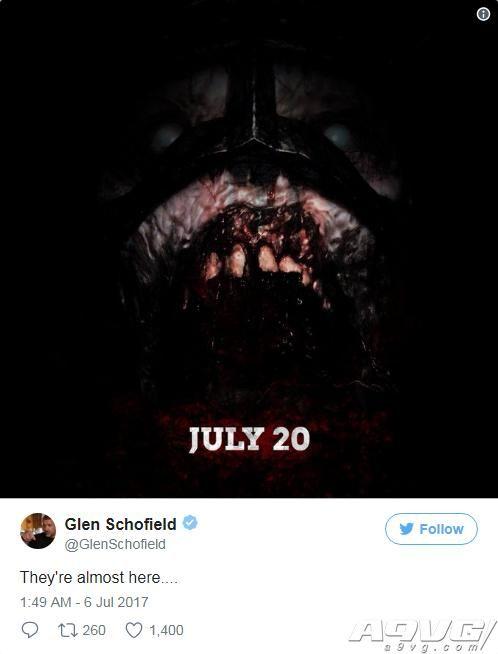 《使命召唤14 二战》僵尸模式将在7月20日公开