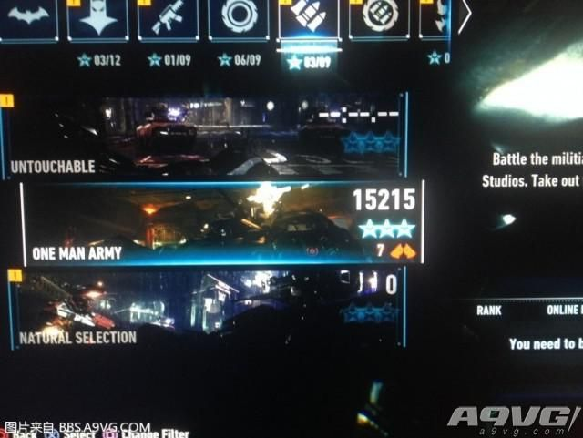"PS4/XB1《蝙蝠侠:阿卡姆骑士》奖杯""Point of Impact""获得方法"