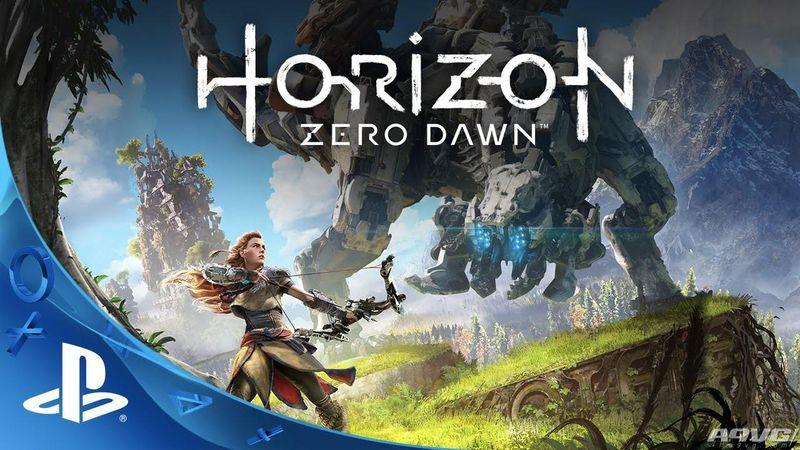 《地平线:黎明时分》成PS Store 3月最畅销作品