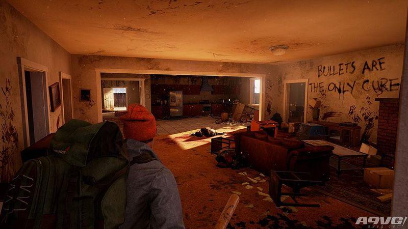 《腐烂国度2》将拥有比前作更广阔的的游戏地图