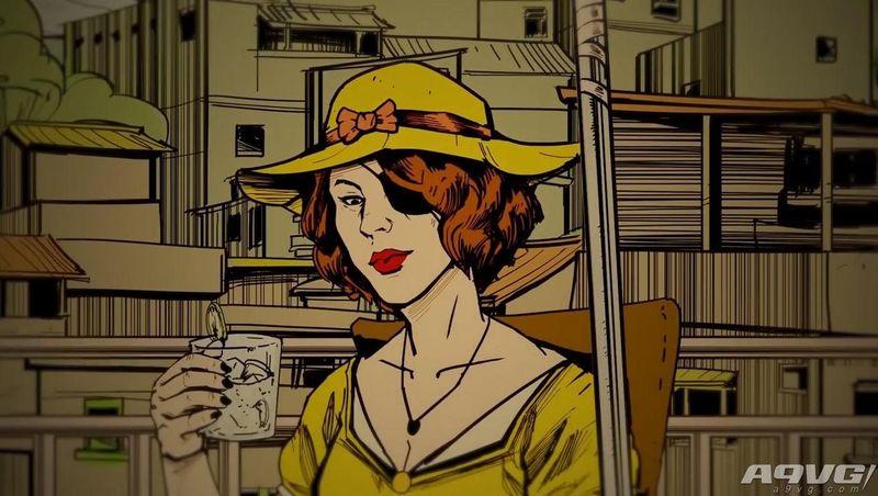 《重返德军总部2 新巨像》DLC宣传片 女探员深入纳粹地堡
