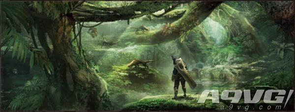 《怪物猎人世界》开发秘闻(十)美轮美奂的无缝地图
