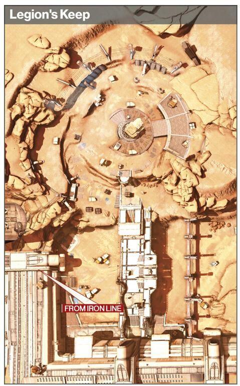 PS4/XB1《命运》官方攻略翻译(火星篇)