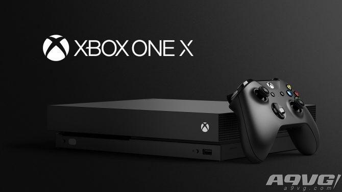 Xbox负责人透露Xbox One X将很快开启预定