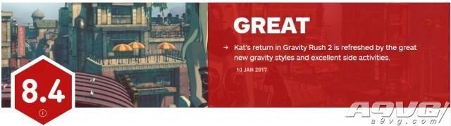 《重力异想世界2》媒体评测解禁:IGN 8.4、GS 9、Polygon 7.5、GI 7.5