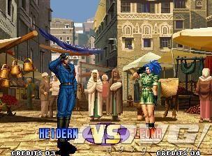 《拳皇14》新角色登场 冷酷的佣兵统帅哈迪兰详细介绍