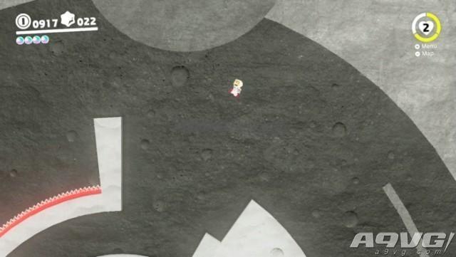 《超级马里奥奥德赛》月之国月亮全收集攻略