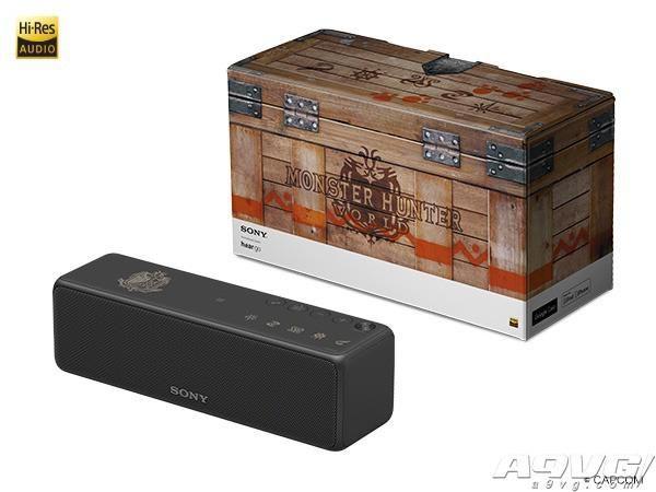索尼推出《怪物猎人世界》主题Walkman无线耳机无线音箱