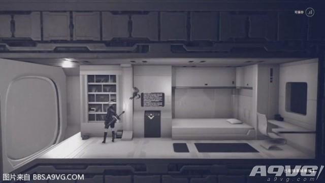 《尼尔:机械纪元》20个单纯的机械拾取位置