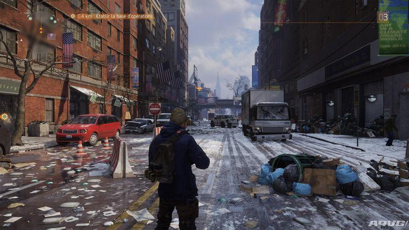 《全境封锁》推送新补丁 将加强Xbox One X的画面效果