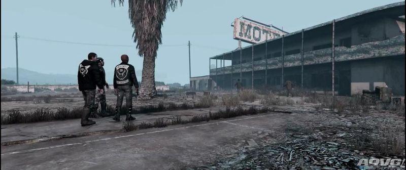 《GTA 5》玩家自制末世题材游戏影片