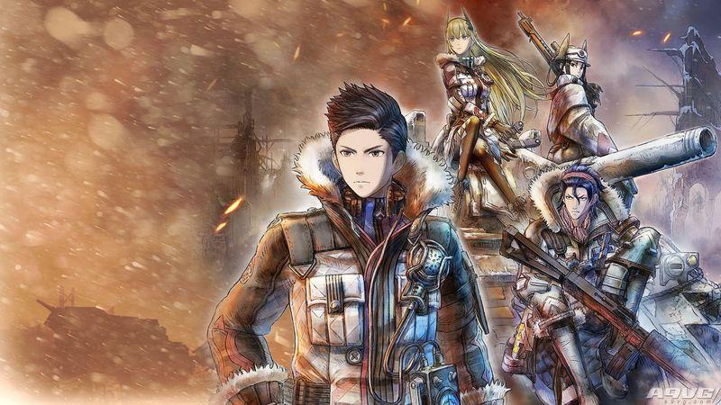 《新樱花大战》与《战场女武神》属于世嘉同一开发部
