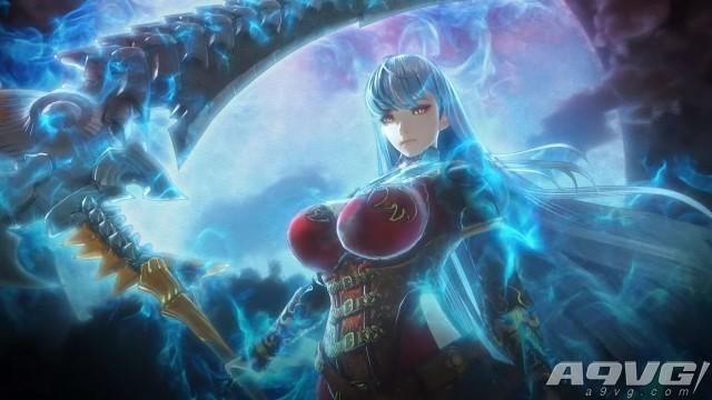《尼尔 人造部队》与《苍蓝革命之女武神》试玩Demo已上架