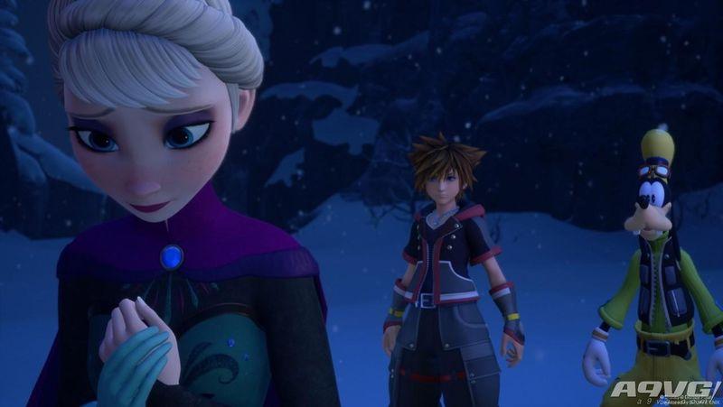 《王国之心3》配音阵容 《冰雪奇缘》演员及迪士尼明星加盟