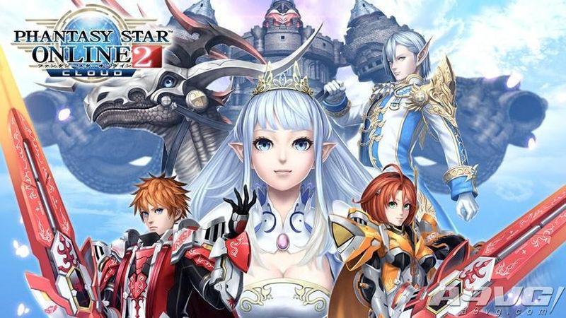 《梦幻之星》系列正准备推出主机平台的新作 正在招策划