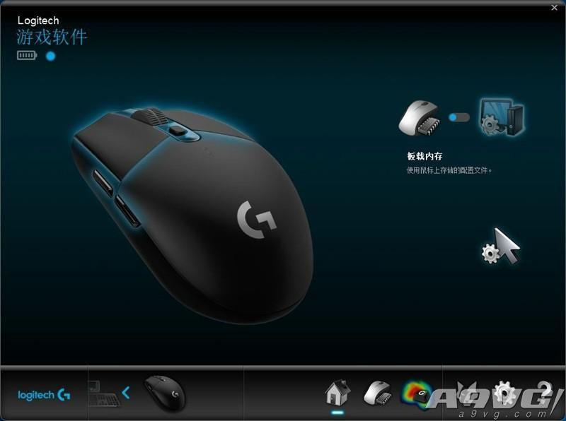 全新传感器加持的竞技神器 罗技G304无线游戏鼠标评测
