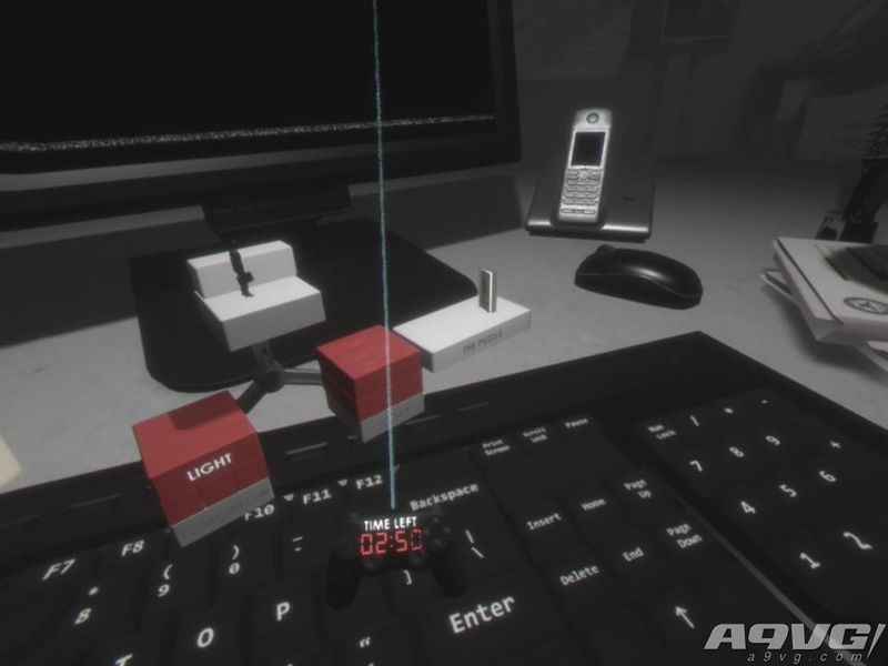 《工薪族逃脱》评测:VR分支下的标准解谜作品