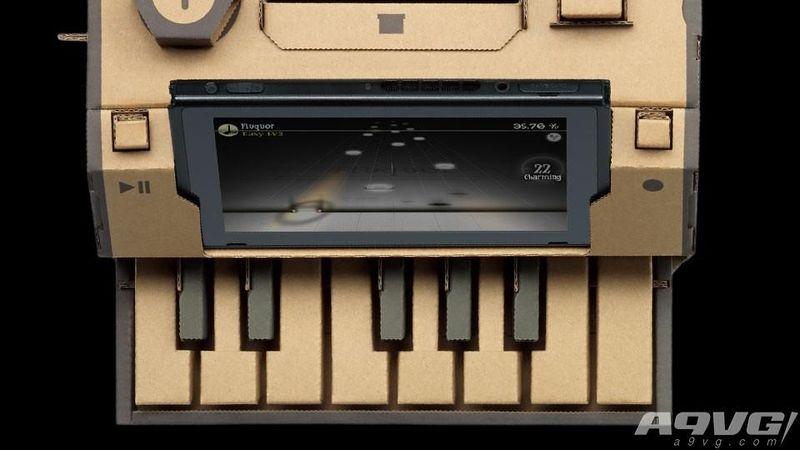 《马车8》支持Labo驾驶套件 《DEEMO》将支持Labo钢琴