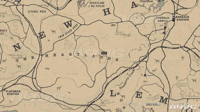 《荒野大镖客2》全捕梦网收集攻略 捕梦网地点位置图一览