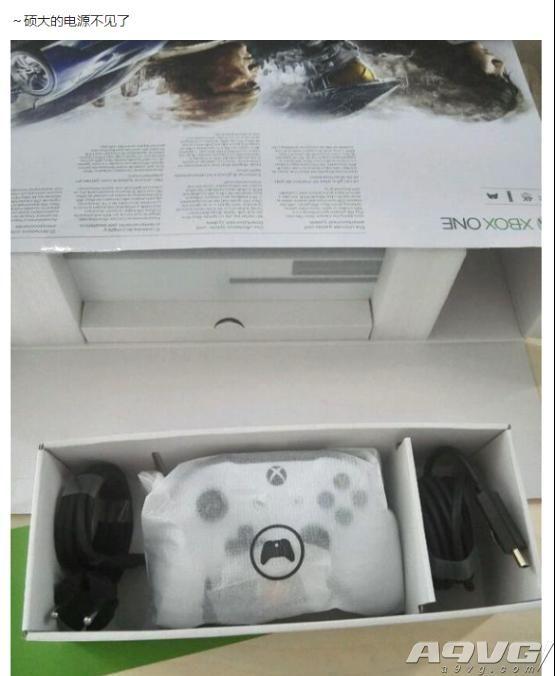 """论坛频现Xbox One S玉照,国行""""小白""""或上市在即"""