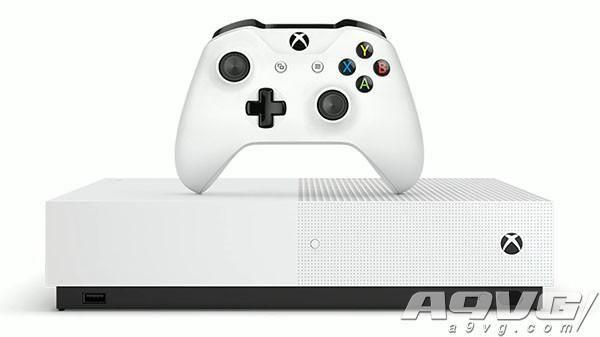 传言称微软正计划于2019年推出无光驱版Xbox One主机