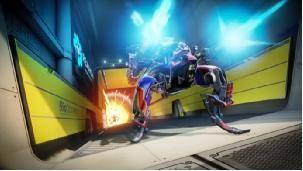 PS VR简体中文版《新世纪战甲大赛 机械化战斗联盟》12月15日上市