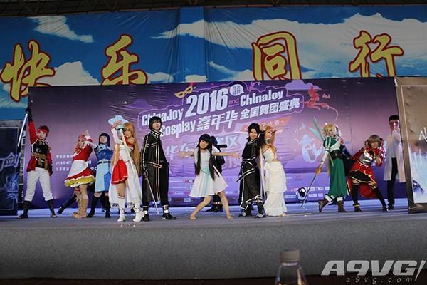 2016ChinaJoy超级联赛华东南赛区合肥预选赛圆满结束