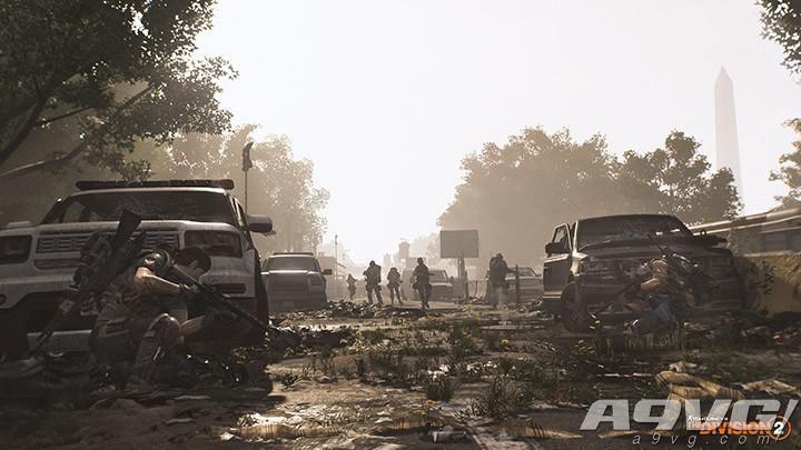 《全境封锁2》预售活动开启 可获取封测资格及独家虚拟道具