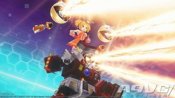 《新次元游戏 海王星V2R》将登陆Steam平台 支持繁体中文
