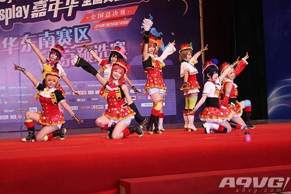 2016 ChinaJoy超级联赛华东南赛区南京预选赛尘埃落定