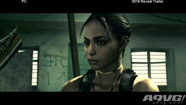 《生化危机5:高清版》与PC版画质对比 画面变化微小