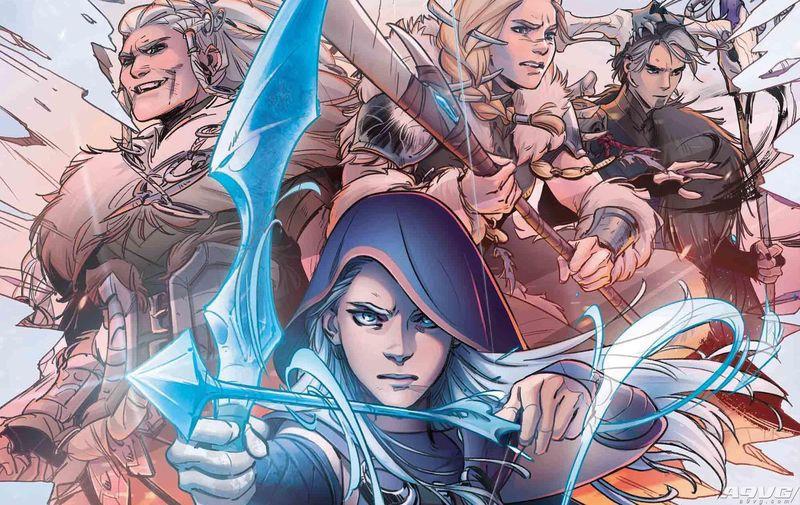 漫威将推出《英雄联盟》漫画 艾希章节12月19日上线